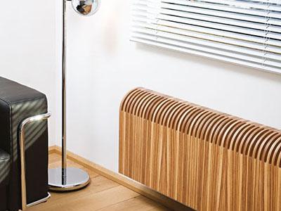 радіатор настінний вертикальний
