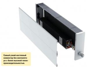Настенный конвектор Minib дизайнерский без вентилятора