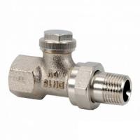 Присоединительная арматура Moehlenhoff HR клапан ручной регулировки для VUD 15