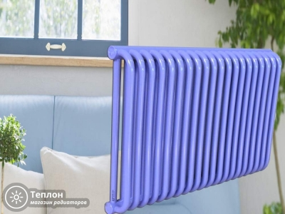 Стальной трубчатый радиатор Kermi Decor D