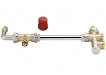 Гарнитура для двухтрубной системы отопления