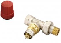 Клапан для терморегулятора прямой, Danfoss