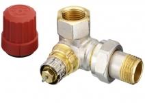 Клапан для терморегулятора осевой, Danfoss