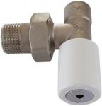 Ручной терморегулирующий вентиль угловой Schlosser