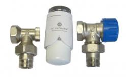 Комплект радиаторный угловой Schlosser