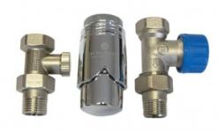 Комплект радиаторный прямой Schlosser