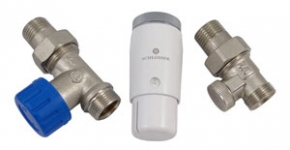 Комплект термостатический прямой Schlosser Standard mimi