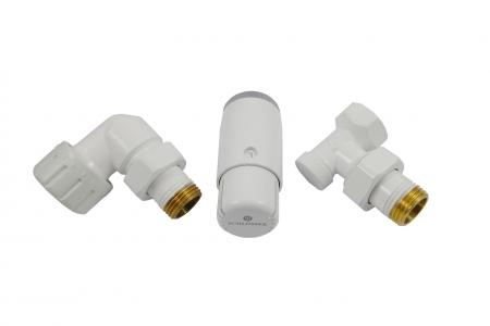 Комплект термостатический осевой Schlosser Standard mimi