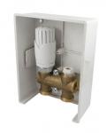 Кассетный комплект с термостатическим клапаном Schlosser RTL