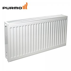 Стальной радиатор Purmo, боковое подключение