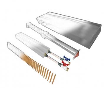 Цокольный конвектор Тeplobrend с вентилятором