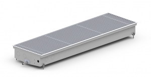 Внутрипольный конвектор Тeplobrend для бассейнов с вентилятором