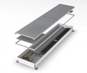 Внутрипольный конвектор Minib Coil с вентилятором