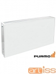 Стальной радиатор Purmo Plan, боковое подключение