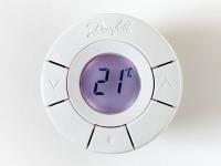 Термоголовка Danfoss living eco