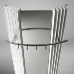 Дизайнерский радиатор Jaga Iguana Arco&Visio