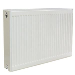 Стальной радиатор E.C.A, нижнее подключение