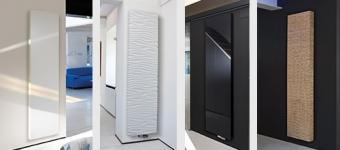 Дизайнерский радиатор Jaga Vertiga