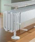 Трубчатый радиатор Kermi Decor - V 10 тип . Нижнее подключение