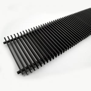 Дюралюминиевые решетки Teplobrend