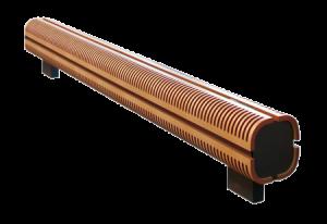 Напольный конвектор Jaga Knockonwood freestanding DBE
