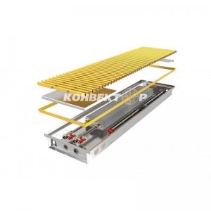 Кировоградский конвектор КПТ с вентилятором
