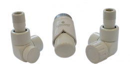 Комплект для полотенцесушителя Schlosser Lux