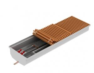 Внутрипольный конвектор Polvax KVD для бассейнов