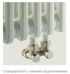 Трубчатые радиаторы Purmo Laserline