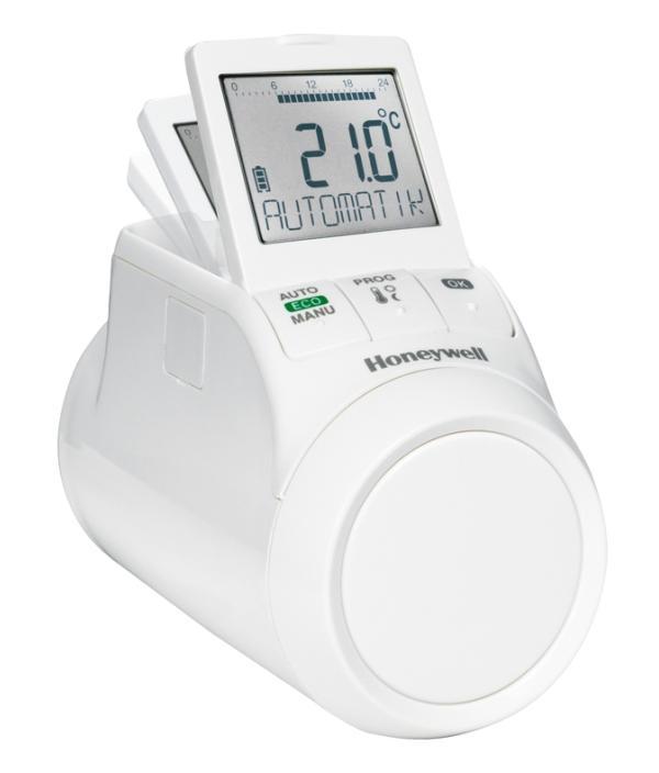 Термостатическая головка программируемая Honeywell HR90 (5-30°C)