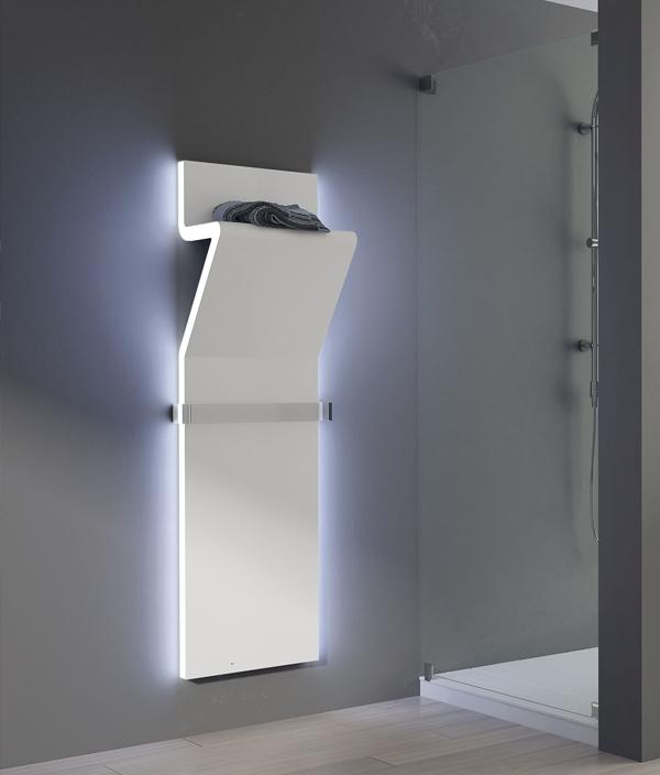 Дизайн радиатор IRSAP Tratto LED