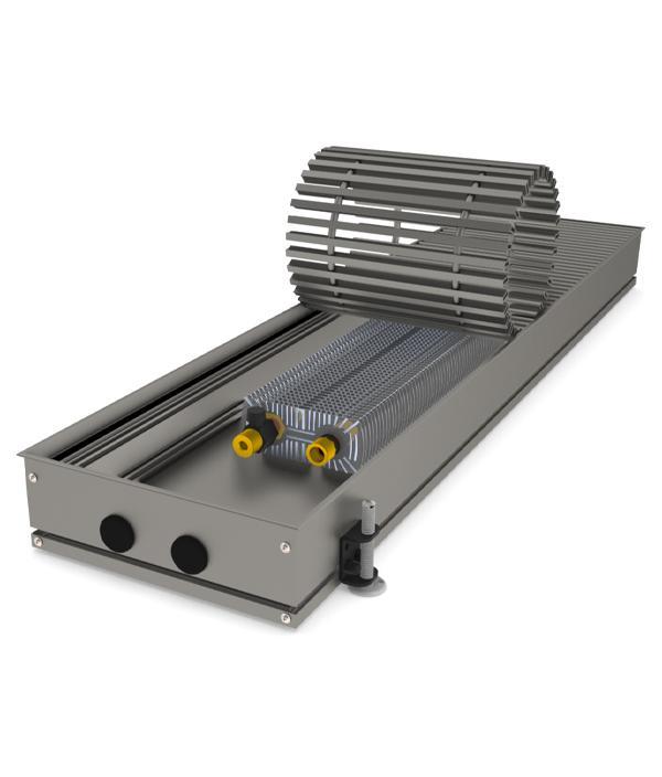 Внутрипольный конвектор Konvektor КПЕ (алюминиевый корпус)