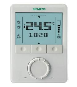 Комнатный термостат SIEMENS RTD 201 KNX