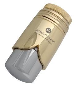 Термостатическая головка Schlosser Brillant (8-30°C)