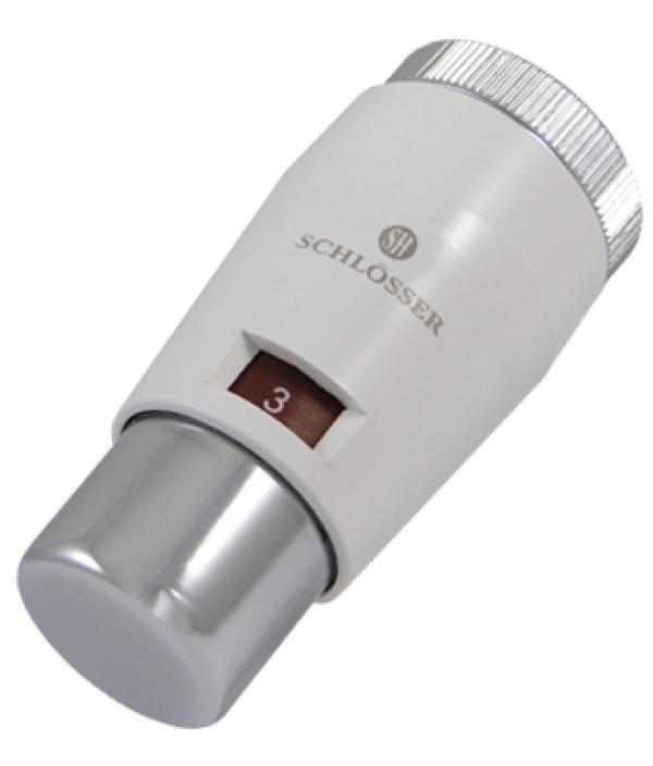 Термостатическая головка Schlosser MINI (8-30°C)