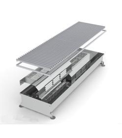 Электрический внутрипольный конвектор MINIB TE с вентилятором