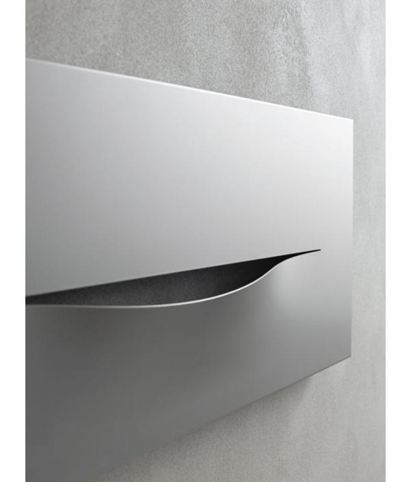 Дизайн радиатор Caleido Cut Single Horizontal Elec