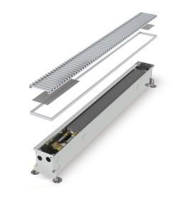 Внутрипольный конвектор MINIB KT0 с вентилятором