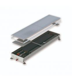 Внутрипольный конвектор MINIB TO з вентилятором