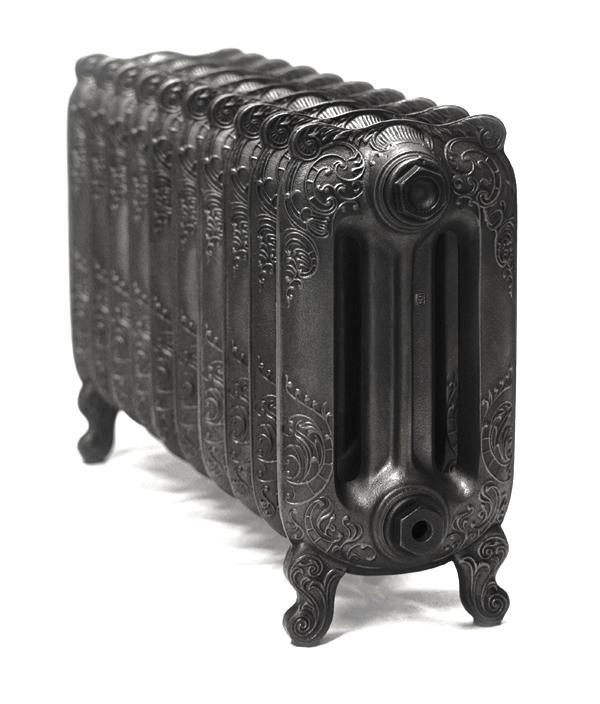 Чугунный напольный радиатор TERMA OXFORD