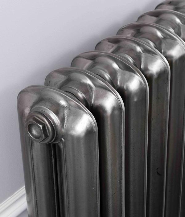 Чугунный напольный радиатор TERMA PLAIN