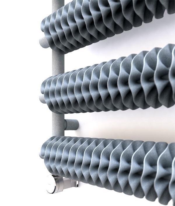 Дизайн радиатор TERMA RIBBON T