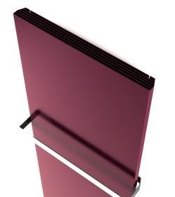Дизайн радиатор TERMA Case Slim METAL