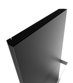 Дизайн радіатор TERMA Case Slim METAL