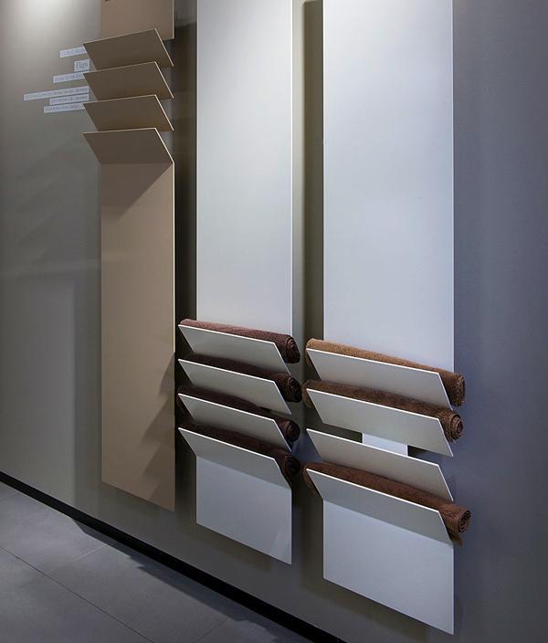 Дизайн радиатор ANTRAX Flaps B