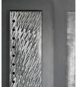 Дизайн радиатор ANTRAX Flat VS [X] INOX