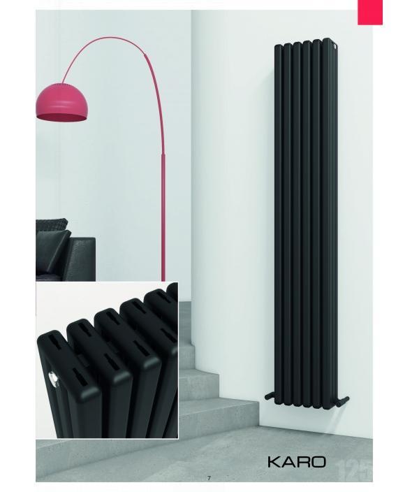 Дизайн радиатор Carisa KARO V