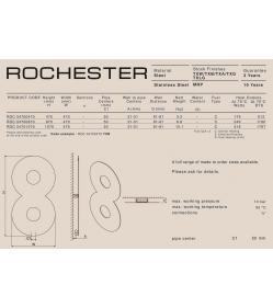Дизайн радиатор Carisa ROCHESTER (SS)