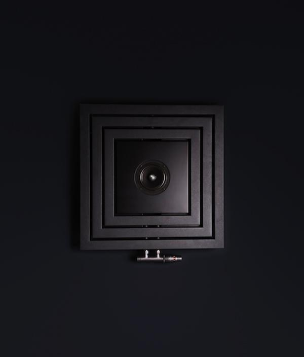Дизайн радиатор ENIX LIBRA AUDIO