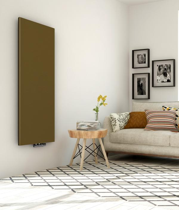 Дизайн радиатор ISAN MELODY Arte